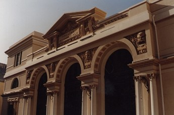 Sayed Darwish Buildings & Theatre