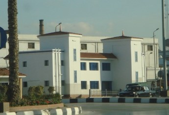 Administrative Buildings - Alexandria Port
